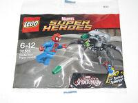 Lego ® Polybag DC Comics Super Heroes Spider Man Super Jumper Set 30305 NEW