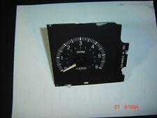 87 91 FORD BRONCO TRUCK RPM GAUGE CLUSTER TACHOMETER  F150 F250 F350 1987 1991*.