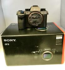 Sony Alpha A9 Digital Mirrorless Camera body only