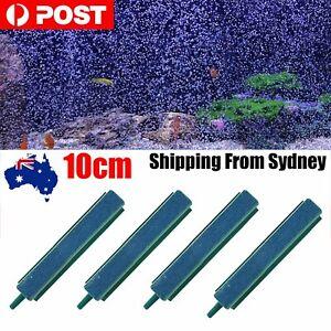 10cm Bubble Bar Air Stone For Aquarium Fish Tank Pump Oxygen To Aqua Pond Blue