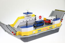 *NEW* SUPER SIKU 1750 Car Ferry with 2 Vehicles 1:50 Diecast Model - RETIRED