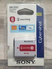Sony NP-FG1 Li-Ion Camera Battery Type G Cybershot rechargeable