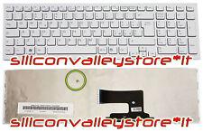 Tastiera Notebook Sony Vaio PCG-71811M Series BIANCA