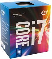 Intel Core i7-7700 Kaby Lake Quad-Core 3.6 GHz LGA 1151 65W BX80677I77700 CPU