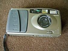 "sanyo digital vintage camera VPC-G1 working curiosity ""image PC"""