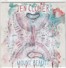 Jen Cloher - Mount Beauty - CD (1 x Track CDR Promo feat. Courtney Barnett)