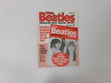 BEATLES BOOK MONTHLY Magazine FEBRUARY 1981 ISSUE 58  3-A
