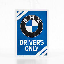 Coll Retro Plaque For Car Lovers BMW Isetta Metal Sign