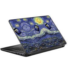 Skins for HP 2000 Laptop Decals wrap - Tardis Starry Night