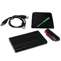 """BOX PER CASE HARD DISK ESTERNO HD HDD 2,5"""" SATA USB  AUTO-ALIMENTATO USB ez"""