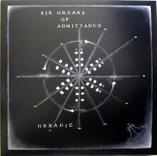 Six Organs of Admittance - Hexadic LP - Sealed - NEW COPY
