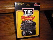 Rare RC #8 Jeff Burton TIC Financial Racing Olds Cutlass Event Nascar Race Car