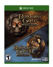 Baldur's Gate Xbox One. Brand New Sealed Package. Free Shipping.