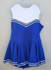 XXXL Cheerleader Uniform adult large real cheerleading outfit Halloween party