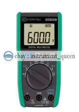 KYORITSU KEW 1021R Digital Multimeters DC V 600V!! NEW !!