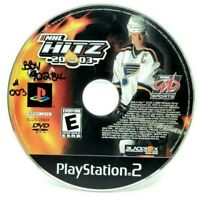 NHL Hitz 2003 Sony PlayStation 2 PS2 Game Only