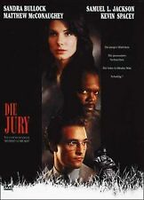 Die Jury von Joel Schumacher   DVD   Zustand gut