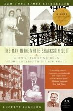 The Man in the White Sharkskin Suit by Lucette Lagnado (2008 Paperback) EE1886