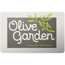 Olive Garden Gift Card $50 Value, Only $45.00! Free Shipping!