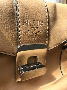 Prada Purse Leather Vintage
