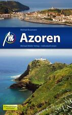 AZOREN Michael Müller Reiseführer 2013 Lissabon Portugal Reisehandbuch Acores