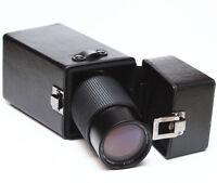 "Vivitar Series 1 Hard Lens Case 7"" For Canon Nikon Pentax Olympus Sigma Lenses"