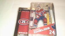 Chris Chelios - NHL with Montreal,  McFarlane series # 8