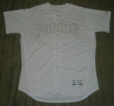 SAN DIEGO PADRES NICK MARGEVICIUS GAME ISSUED UN WORN '19 PLAYERS WEEKEND JERSEY
