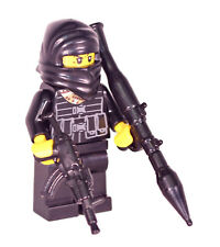 Mercenary Minifigure Army Builder Type 1 made with real LEGO(R) minifigure parts