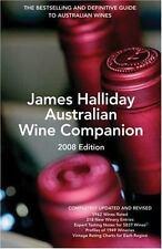 James Halliday Australian Wine Companion 2008