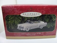 1999, CADILLAC COUPE DEVILLE,  HALLMARK KEEPSAKE ORNAMENT