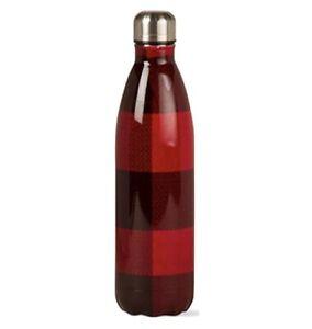 TAG Buffalo Check 25Oz Bottle