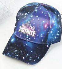 Boys Mens fortnight    Baseball Cap Hat Adjustable  buckle  Hat