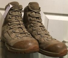 Genuine British Army Issue Lowa Elite Tan Coloured Desert Boots  12M LWE212M