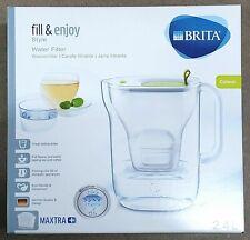 Véritable Brita Maxtra + 2.4 L Filtre à Eau Carafe & 1 mois Cartouche sans rempl...