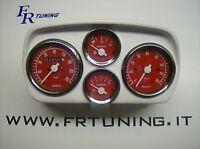 CRUSCOTTO COMPLETO ABARTH PER FIAT 500 TUTTE - DASHBOARD