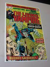 Adventure Into FEAR #30 High Grade Bronze Age Morbius Marvel Comics