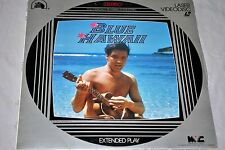 Elvis Presley in Blue Hawaii on Laserdisc Extended Play