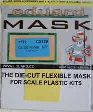 Eduard Máscara de dosel 1/72 CX179 para el Kit de Ho-229 Revell Horten