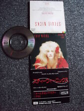 Stevie Nicks-Rooms on Fire 3 inch Maxi CD-Made in Japan
