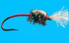 Bloodworm Emerger, 6 pcs. size 18