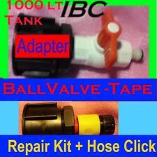 IBC 1000 Litres Tank Tap / Valve Repair Kit (Adapter)