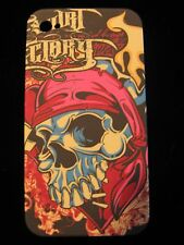 Skull w/ Red Bandana Hard Cover Case 4 iPhone 4 4s New Case
