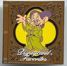 Disney Disneyland Favorites Dopey Pin