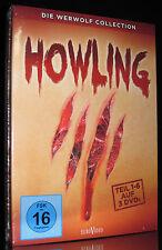 DVD - HOWLING - DIE WERWOLF COLLECTION - DAS TIER 1+2+3+4+5+6 - CHRISTOPHER LEE