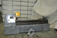 17 X 80 Clausing Colchester Engine Lathe 3 12 Hole Through Spindle