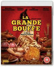 La Grande Bouffe Dual Format Blu-ray DVD Region 2