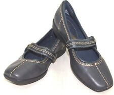 Clarks Haydn Maize Mary Jane Navy US Size 7 M - FREE SHIPPING - BRAND NEW