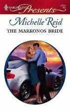 The Markonos Bride by Michelle Reid  (2008)