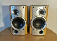 Kenwood LS-SG6 Speaker System 1 PAIR HiFi Stereo Bookshelf Speakers